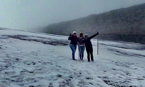 Nevado Santa Isabel Parque Nacional Natural Los Nevados