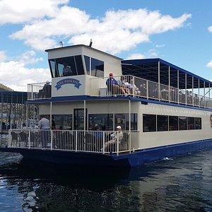 The Phoenix Cruise Boat