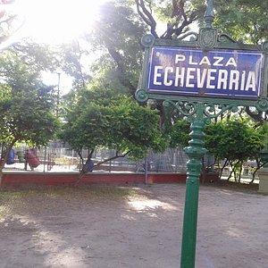 Plaza Echeverrìa: Barrio Villa Urquiza- Bs. As, 2019.
