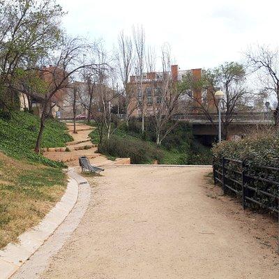 Parc del Molinet
