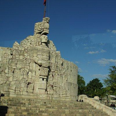 Монумент Ла-Патриа