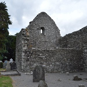 Aghowle Medievil Church
