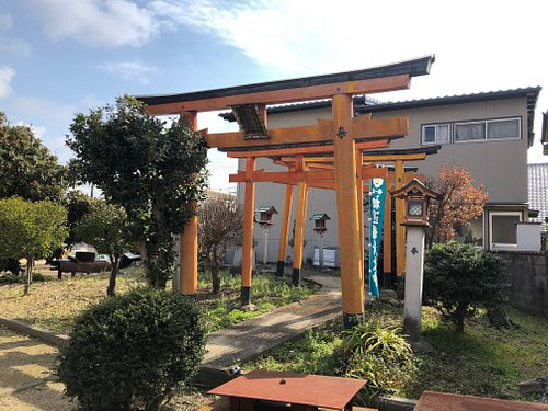 北在家 初辺稲荷神社