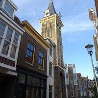 Barbaratoren in Laat Gothische Stijl uit het jaar 1505