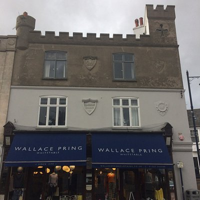 Wallace Pring, Whitstable