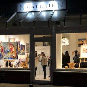 N Galerie Kunstgalerie Hamurg