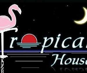logo tropical house