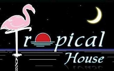 logo tropical house