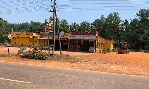A small village near Mangalore