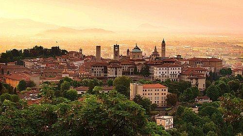 Bergamo, la nostra città, a 3 Km