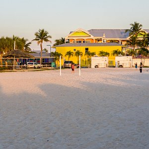 Volleyball Courts at the Park