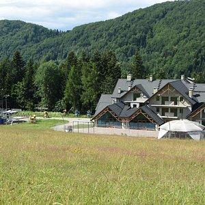 Limanowa-Ski in summer