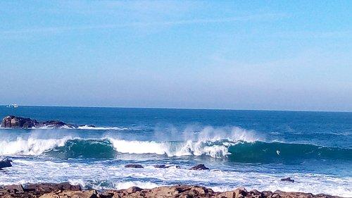 Baie de Quiberon - La côte sauvage à 25 minutes de la maison d'hôtes Le Clos du MènAllèn
