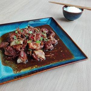 Atelier de La kitchenette de Miss Tâm : poulet au gingembre