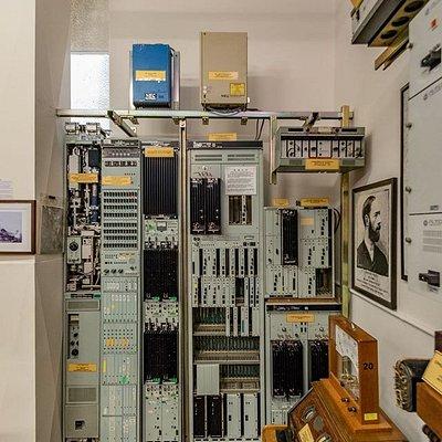 Microwave and Customer Radio Equipment Telstra Museum