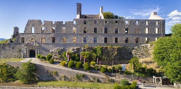Château de Sévérac.