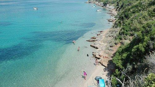 Spiaggia Pudarica