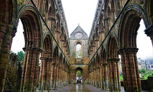 Abadía de Jedburgh, The Scottish Borders