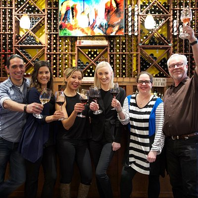 Meet our staff! We are here to make your experience at The Art of Wine a memorable one. Hope to see you soon!