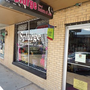 Splurge Home of Baskets of Love started as a specialty gift basket company and has evolved into a treasure trove boutique where you can find the perfect gift or just a special treat for yourself.