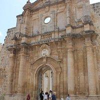 Facciata Ex Chiesa di Sant'Ignazio