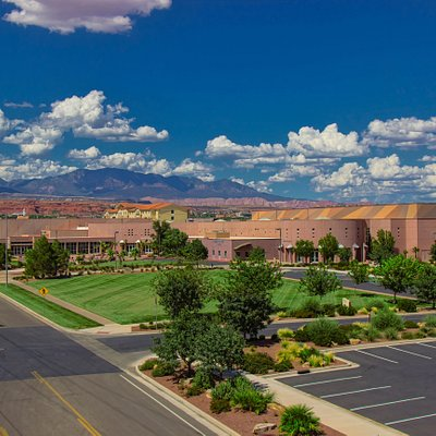 The Dixie Center at St. George: a premier convention destination!