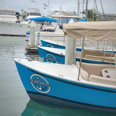 Renting one of our boats is one of the most immersive experiences you can have in Newport Beach!