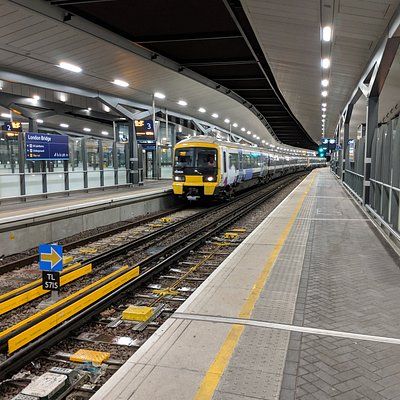 Early morning at the station