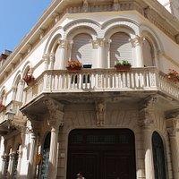 Palazzo Spanò - Burgio