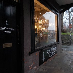O'Keeffe Antiques, Chester