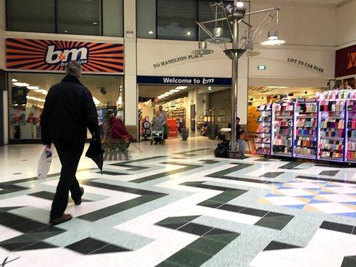 Forum Shopping Centre, Chester