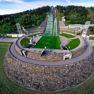 Lillehammer Olympiapark