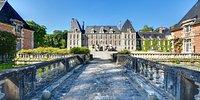 Castillo de CourancesChâteau De Courances