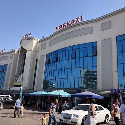 8th km Bazaar, Baku