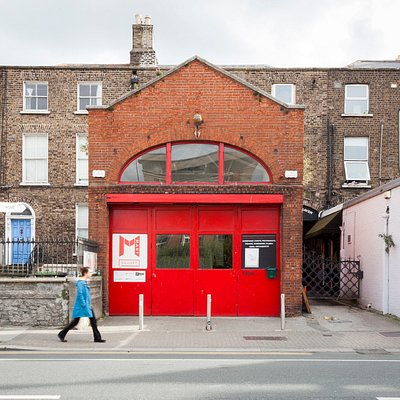 The Old Fire Station in Rathmines is now home to MART Gallery and Studios