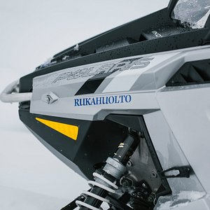 All our snowmobiles are Polaris Indy LXT 550