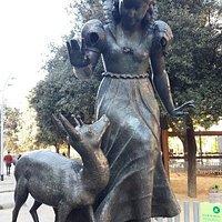 Monumento a Blancanieves