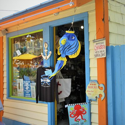 Frenchy's Off the Hook Gift Shop, Clearwater