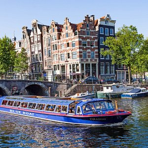 Canal Cruise sin Amsterdam - THE way to discover the city!