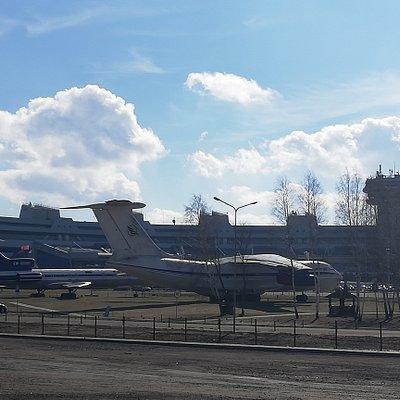 Национальный аэропорт Минск 2