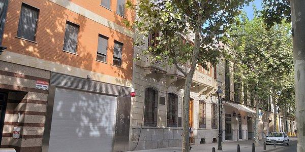 Remozado Museo Elisa Cendrero con el nuevo acceso fruto de la ampliación llevada a cabo