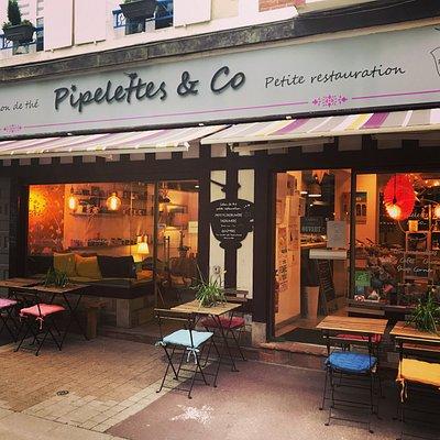 Pipelettes & Co ..c est parti!!