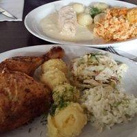 Vždy čerstvé, chutné a porce velká !