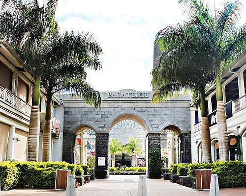 Bagatelle Mall is the premier shopping and entertainment destination on the island.