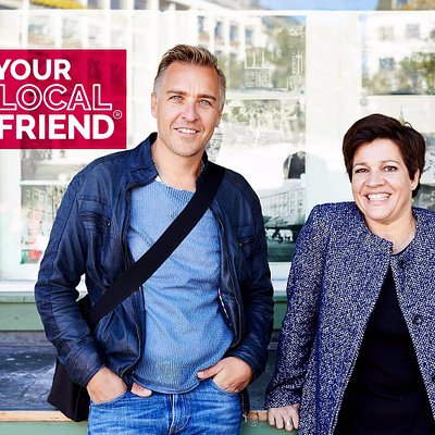 Private Walking Tour Munich - Your Local Friends and experienced tour guides Tobias and Synthia
