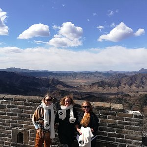 airport layover tour to mutianyu great wall