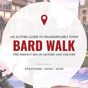 Bard Walk is the perfect mix between theatre and history!