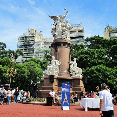 Monumento di Francia in Argentina