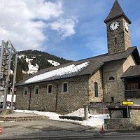 Eglise de Morgins