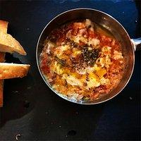 """La morte del tartufo"" - Uovo al tegamino con tartufo nero pregiato"